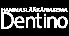Hammaslääkäriasema Dentino logo